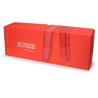 Corioliss C1 Professional Styling Hair Straightener - Coral - 2
