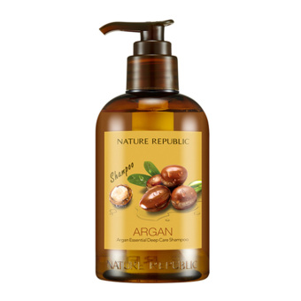 Harga Nature Republic Argan Essential Deep Care Shampoo 300ml