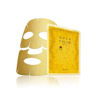 Harga Holika Holika Prime Youth Gold Caviar Gold Foil Mask
