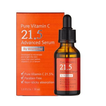 Harga By wishtrend Pure Vitamin C21.5 Advanced Serum 30ml (EXPORT)