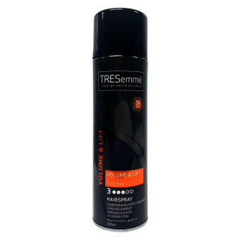 Harga Tresemme Firm Hold Volume & Lift Hair Spray 500ml - 4107