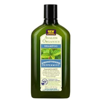 Harga Avalon Organics Peppermint Strengthening Shampoo 11oz