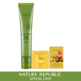 Harga Nature Republic California Aloe Vera 74 Cooling Eye Serum