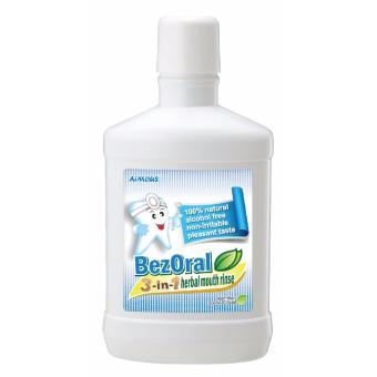 3 In 1 Herbal Mouth Rinse - Menthol Flavor - 2