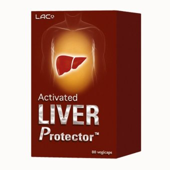 Harga LAC Activated Liver Protector™ 80 vegicaps [GNC Exclusive]