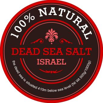 Harga Dead Sea Bath Salt/Scrub/Soak - 500g