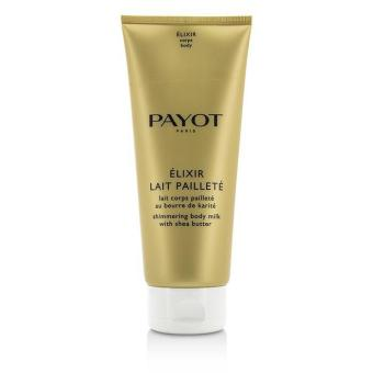 Harga Payot Elixir Lait Paillete Shimmering Body Milk With Shea Butter 200ml/6.7oz - intl