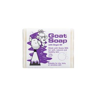 The Goat Skincare - Works for Eczema - ALL Natural Goat Milk Soap- Paraben-Free SLS-Free - 5