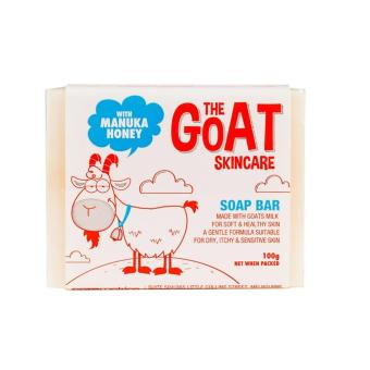 The Goat Skincare - Works for Eczema - ALL Natural Goat Milk Soap- Paraben-Free SLS-Free - 2
