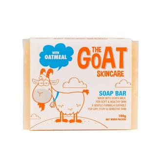 The Goat Skincare - Works for Eczema - ALL Natural Goat Milk Soap- Paraben-Free SLS-Free - 3