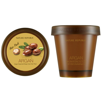 Harga Nature Republic Argan Essential Deep Care Hair Pack 200ml