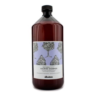 Harga Davines Natural Tech Calming Shampoo (For Sensitive Scalp) 1000ml/33.8oz