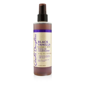 Harga Carol's Daughter Black Vanilla Moisture & Shine Leave-In Conditioner (For Dry; Dull & Brittle Hair) 236ml/8oz - intl