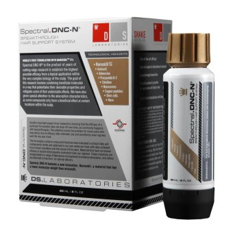 Harga DS Laboratories Spectral DNC-N Breakthrough Hair Support System 60ml (Direct From Authorised Sole Distributor)