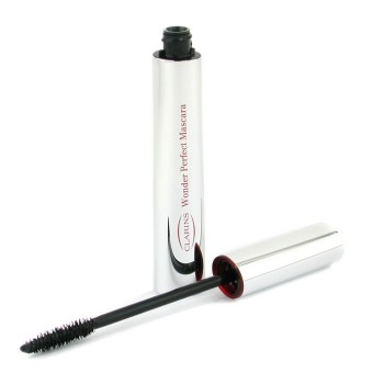 Harga Clarins Wonder Perfect Mascara - #01 Wonder Black 7ml/0.25oz