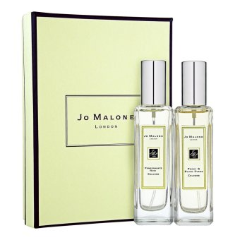 Harga Jo Malone 2-Piece Fragrance Set 1set, 2pcs (with box / ) - intl