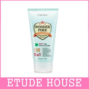Harga ETUDE HOUSE Wonder Pore Deep Foaming Cleanser 170ml - intl