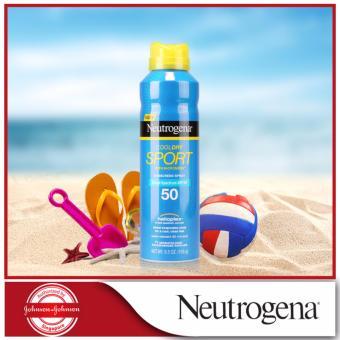 neutrogena cooldry sport sunscreen spray spf50 155g price in singapore