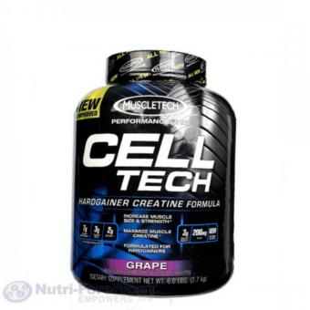 Harga MUSCLETECH Cell-Tech 6lb Grape