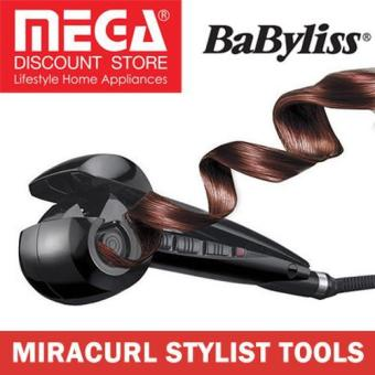 Harga Babyliss Pro Bab2665H Miracurl Professional Curler / Stylist Tools