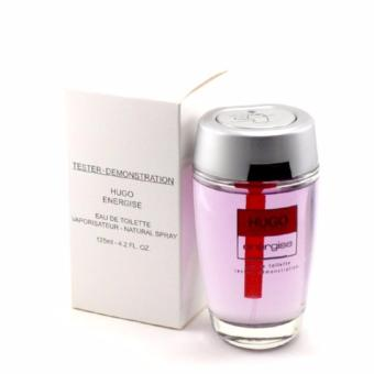Harga Hugo Boss Energise edt sp 125ml Tester pack