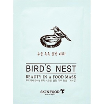 Harga SKINFOOD Beauty in a Food Mask - Bird's Nest