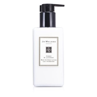 Harga Jo Malone Amber and Lavender Body and Hand Lotion (With Pump) 250ml/8.5oz (EXPORT)