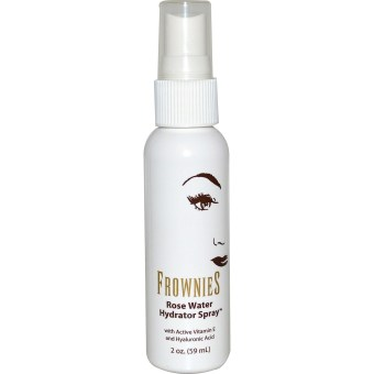 Harga Frownies Rose Water Hydrator Spray