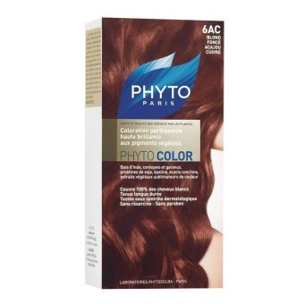 Harga Phytocolor 6AC Dark Copper Mahogany Bld -Treatment Ultra Shine with Botanical Pigments