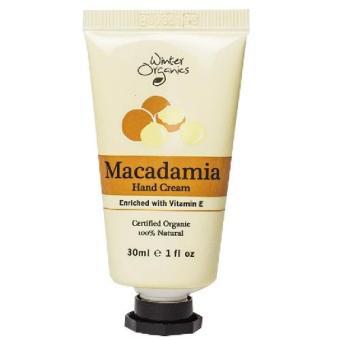 [Winter Organics] 100% Natural and Certified Organic Macadamia Hand Cream