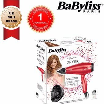 Harga BABYLISS 6604RPE DRYER 2000W-RED