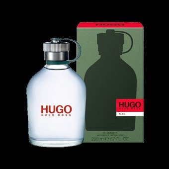 Harga Hugo Boss Men EDT 200ml EDT