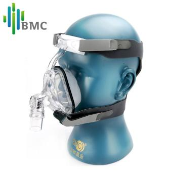 Harga BMC NM1 Nasal Mask For CPAP Machine Use Sleep Snoring OSAS Therapy Size SML With Belt Cushion Clips Easy Cleaning Connect Hose - intl