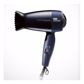 Harga Unix Korean Best Selling 1400W Portable and Foldable Hair Dryer. UN-A1006 with Cooling Function and Negative Ion - intl
