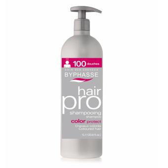 Harga BYPHASSE HAIR PRO COLOR PROTECT SHAMPOO 1000ML
