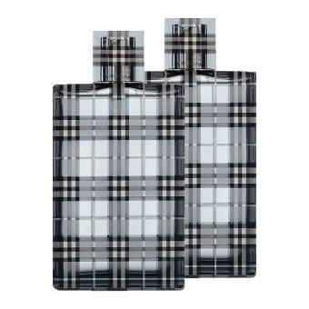 Harga Tester Burberry Brit Men 100ml Twin Pack
