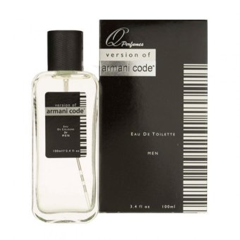 Harga Elegant Collection For Men Version of Armani Code 100ml