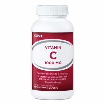 Harga GNC Vitamin C 1000 Timed Release 90's/180's/360's