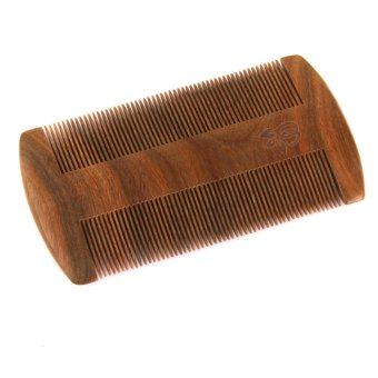 Durable Double Sided Wooden Nit Combs for Head Lice Dectection Comb Pet Flea - 3
