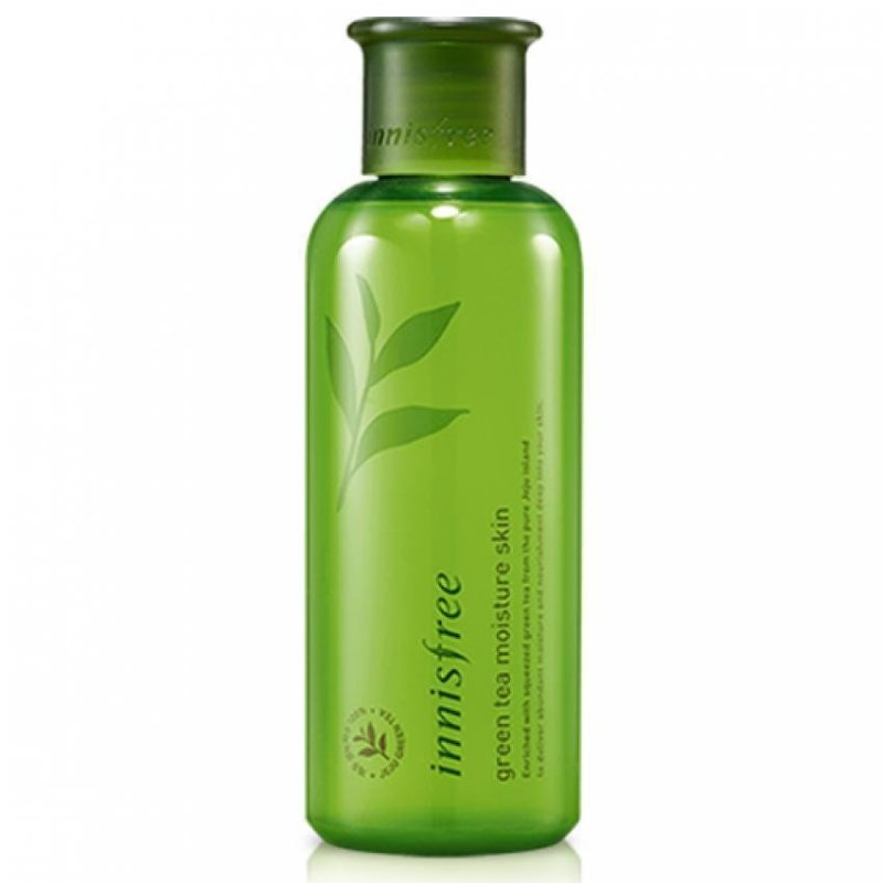 Buy Innisfree Green tea moisture skin 200ml (Export). Singapore