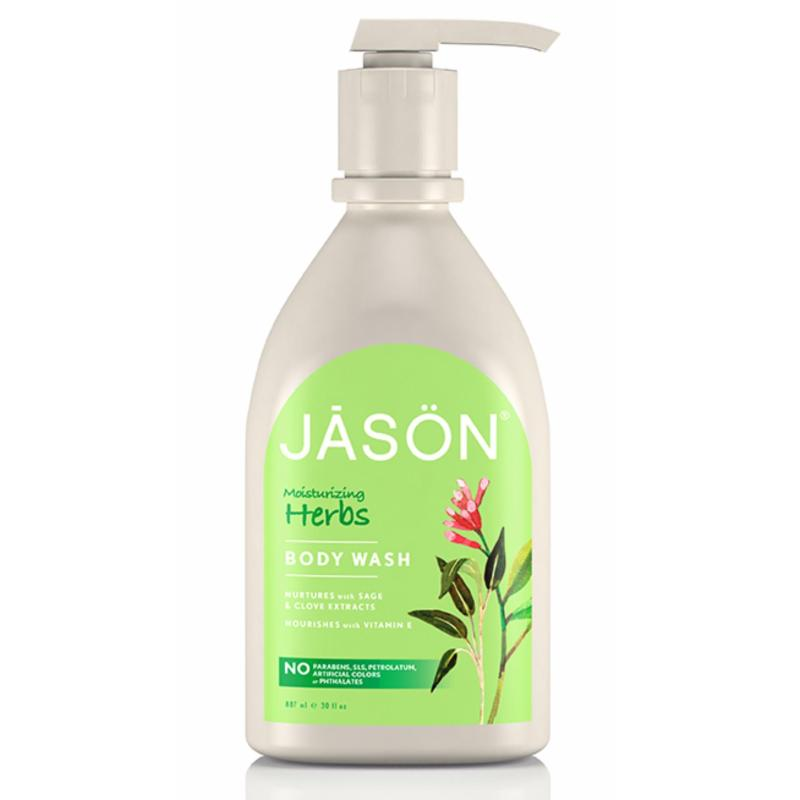 Buy JASON® Moisturizing Herbs Body Wash 887ml Singapore