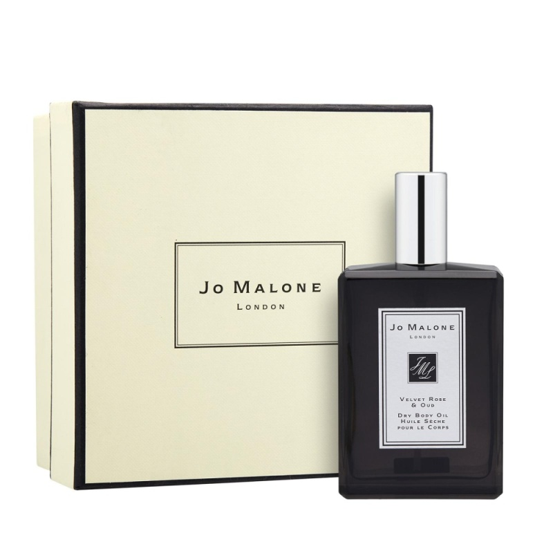 Buy Jo Malone Velvet Rose & Oud Dry Body Oil 3.4oz, 100ml - intl Singapore