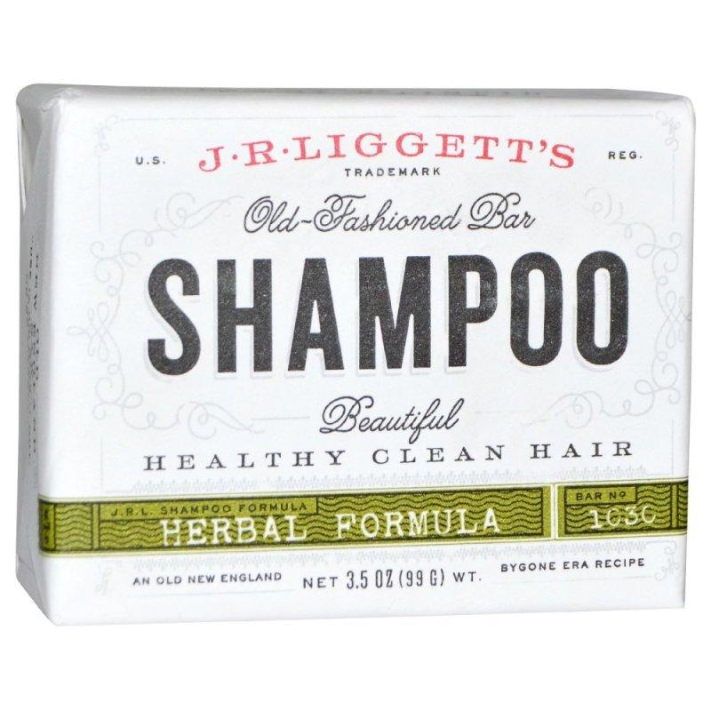 Buy J.R. Liggetts Old-Fashioned Shampoo Bar, Herbal Formula Singapore