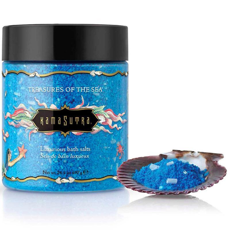 Buy Kama Sutra Treasures of the Sea Bath Salts 500g Singapore