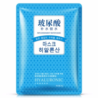 Korean face masks (1 bundle of 30 pieces) for $22 for all skin types