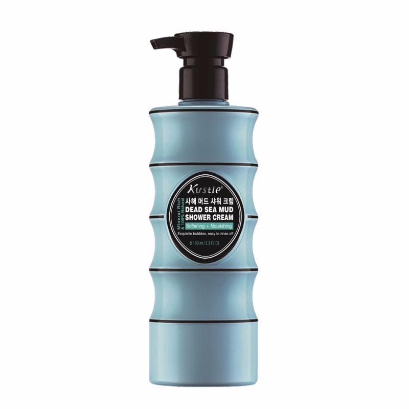 Buy Kustie Dead Sea Mud Shower Gel 500ml Singapore