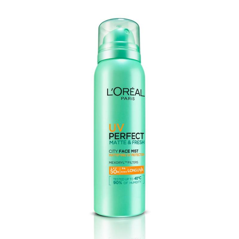 Buy L'Oreal Paris UV Mist Matte Singapore