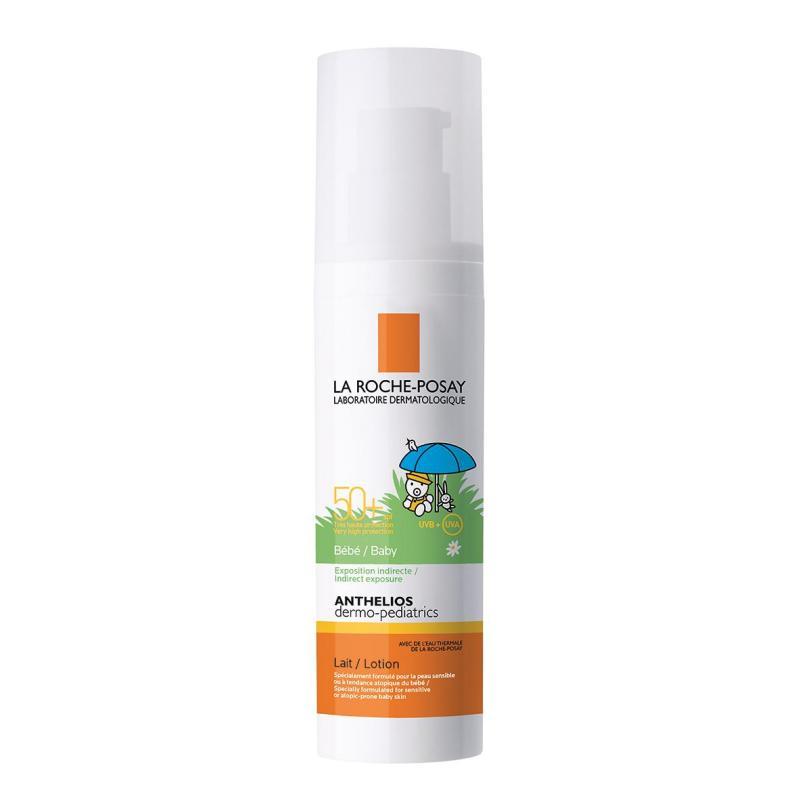Buy La Roche-Posay Anthelios Dermo-Pediatrics Baby Lotion SPF 50+ 50ml. Singapore