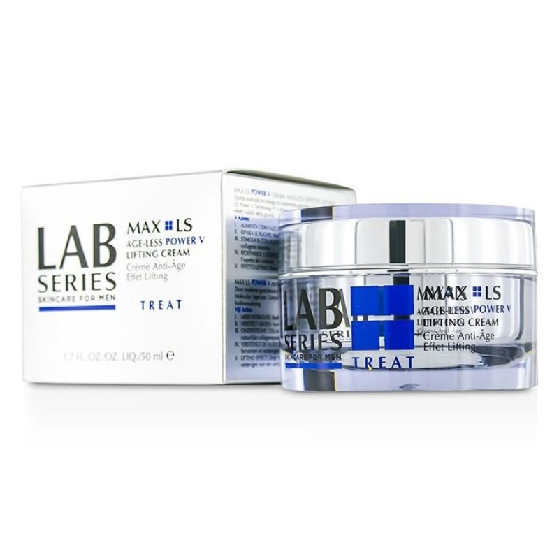 Buy Lab Series Max LS Age-Less Power V Lifting Cream 5APF - intl Singapore