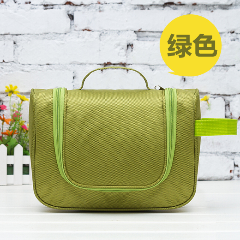 Buy Large portable travel makeup waterproof pouch Singapore